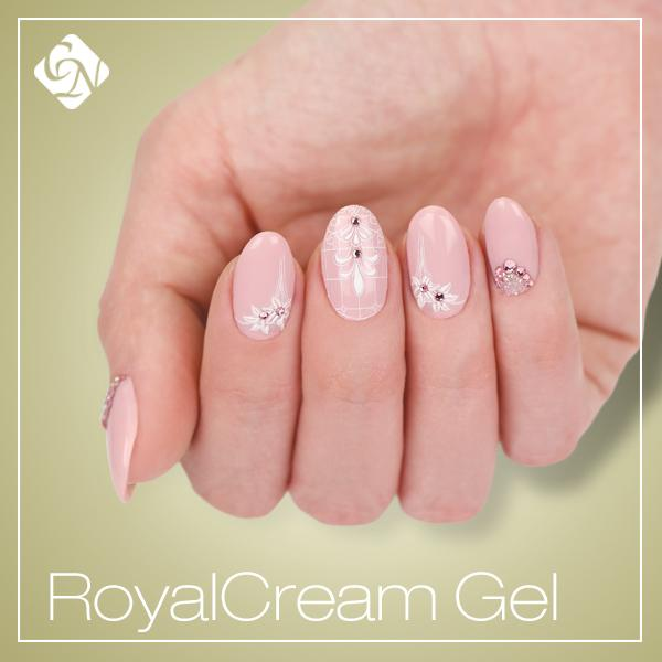 Πάστα Σχεδίων - Royal Cream