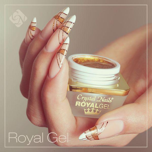 Χρωμοτζέλ - Royal Gel