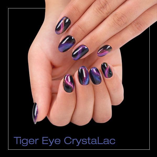 Infinity 9D Tiger Eye Ημιμόνιμα