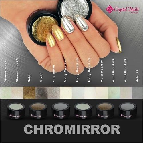 Σκόνες Καθρέφτη - ChromeMirror