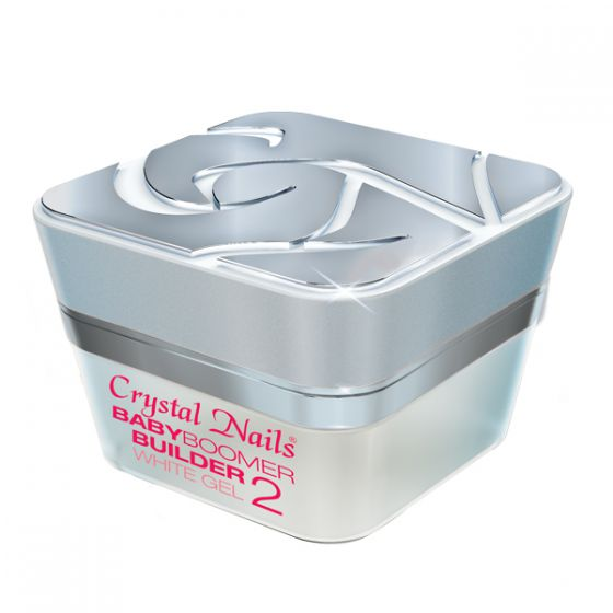 CN Builder BabyBoomer White Gel No2 - 5ml