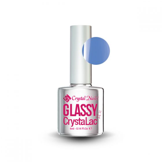 Glassy CrystaLac - Dark Blue (4ml)