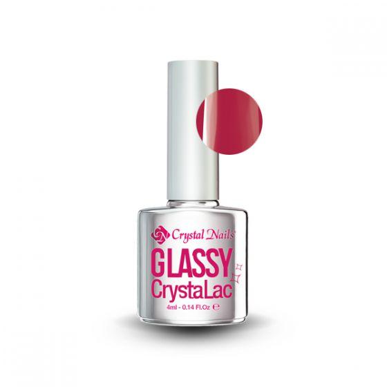 Glassy CrystaLac - Red (4ml)