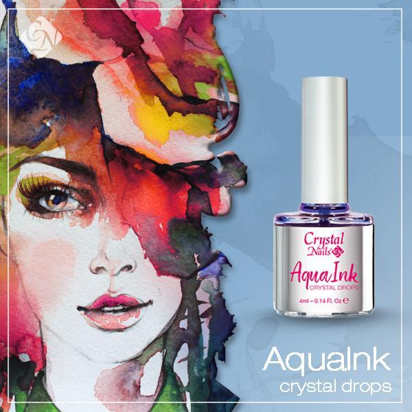 Aqua Ink Crystal Drops