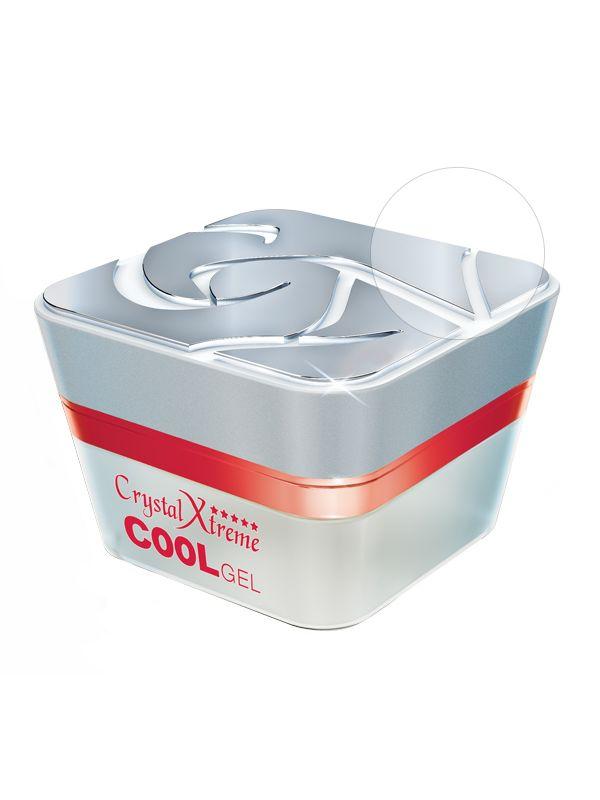 Crystal Xtreme COOL gel (Κρυστάλλινα Διάφανο) - 15ml