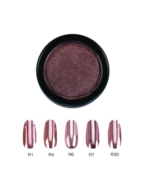 ChroMirror pigment (Σκόνη Καθρέφτης) – Pink