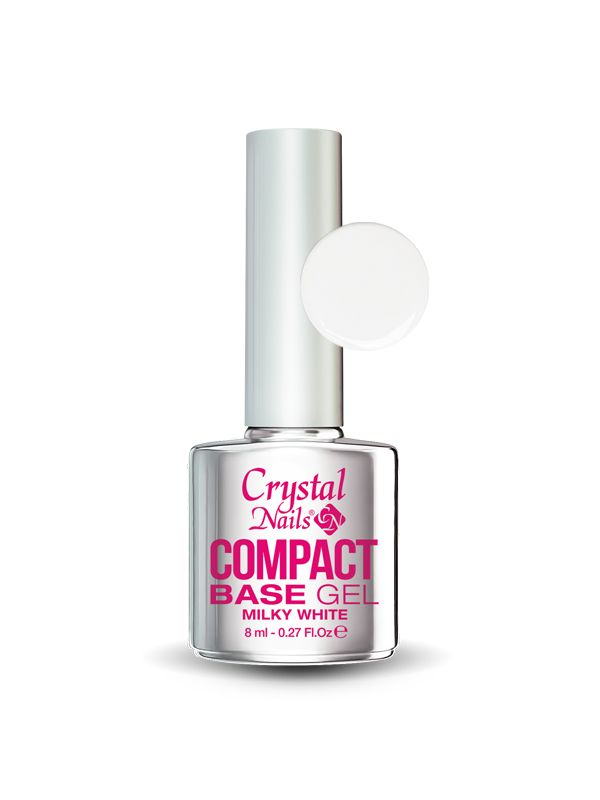 Compact Base Gel Milky White 8ml