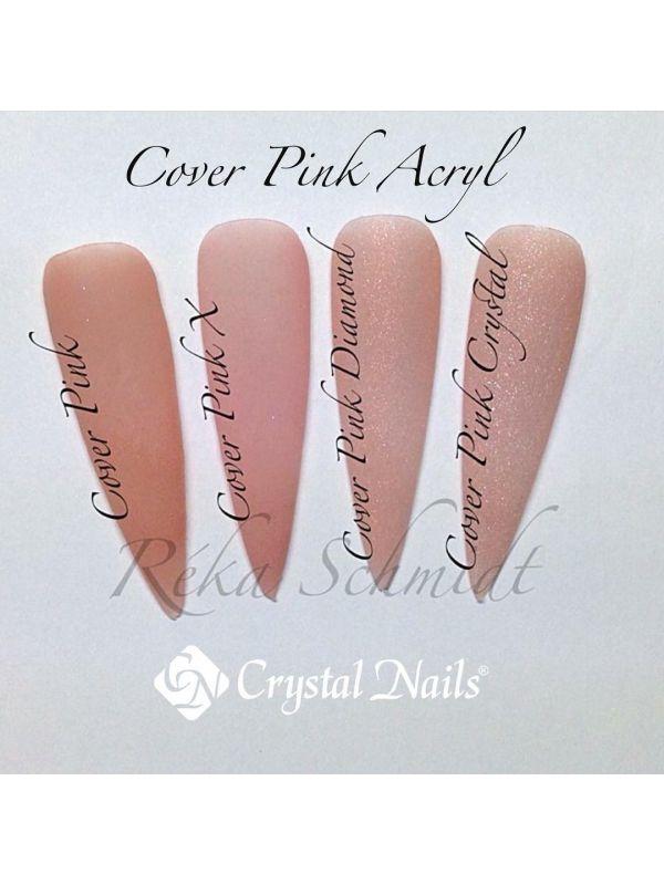 Ακρυλική Πούδρα Cover Pink X Acrylic Powder 40ml (28g)