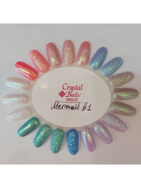 3D Mermaid Dust -No1