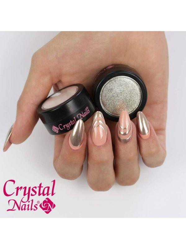 ChroMirror Pigment (Σκόνη Καθρέφτης) - Silver