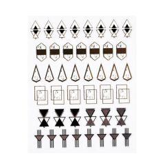 Jewel Sticker - Αυτοκόλλητα Κοσμήματα Νο 37