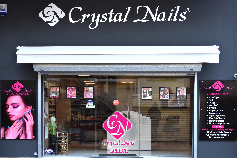 Crystal Nails Greece